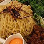 99413356 - 特製カレーつけ麺♪