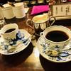 茜屋珈琲店 - ドリンク写真:一杯ずつ丁寧に入れてもらった 珈琲