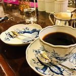 茜屋珈琲店 - 先ず私のコーヒーから♪