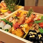 国分寺わだつみ - 2019年お節料理
