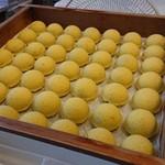 小池菓子舗 - 料理写真:できたてホヤホヤ~♪(´ω`)