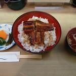 Kawayodo - 丼定食の上