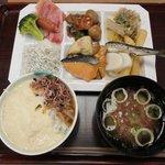 姫沙羅 - 朝食バイキング2018.12.22
