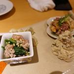 ほいっぽ - 前菜盛り的な
