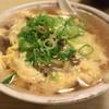 一福食堂 - 料理写真:牛すじの玉子とじ