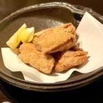 99421997 - 大山地鶏の唐揚げ(1,200円)