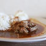 サンデー スパイス - 料理写真:スペアリブのスープカレー(辛口)☆