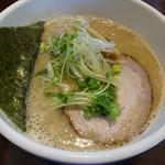 麺の房 たけ田 - 料理写真:みそ(700円)