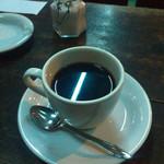 名曲喫茶ライオン - ホットコーヒー