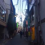 名曲喫茶ライオン - 味のある道