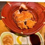 瀬戸内豚料理 紅い豚 - トンカツ