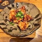 瀬戸内豚料理 紅い豚 - 豚唐揚げ