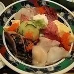 鮮味食彩 宇佐川水産 - 海鮮丼