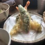 蕎麦の実 よしむら - 天ぷら