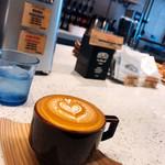 オーバーコーヒー&エスプレッソ -