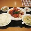 珍萬楼 - 料理写真:酢豚定食