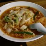 彩華ラーメン - 料理写真:サイカラーメン(小) 小腹を埋めるのにぴったり✨