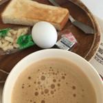 グリーンカフェ - 料理写真:シンプルモーニング