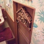 スイス料理 ハウゼ - ●お手洗いの扉は低い!頭に気をつけて!笑●