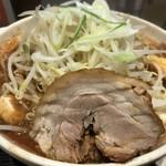 ラーメン 宮郎 - トップフォト 限定味噌煮込みラーメン