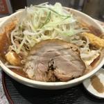 ラーメン 宮郎 - 限定味噌煮込みラーメン