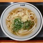 たもん庵 - 料理写真:かけうどん(280円)