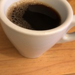 ビストロべっぴん舎 - デミタスコーヒー