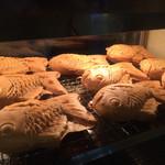 日本一たい焼 - 料理写真:天然たい焼き。美味しいです。