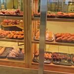 カフェデンマルク - パン販売コーナー