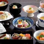 シェラトン都ホテル大阪 日本料理 うえまち - 姫懐石