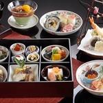 シェラトン都ホテル大阪 日本料理 うえまち - 旬菜弁当