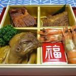 中華銘菜 慶 - 上段(壱の重)