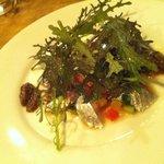 ヴィンテージ - 秋刀魚のカルパッチョ