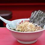 ラーメン山岡家 - 味噌ネギラーメン