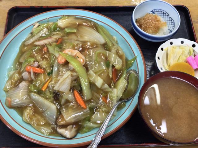 栄華 - 東武動物公園/中華料理 [食べログ]