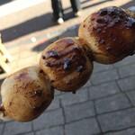 榎屋 - 味噌だんご