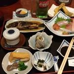 民宿・軽食 とも - 料理写真: