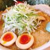 麺家 麺四郎 - 料理写真:絢爛ねぎ美人らーめん(期間限定メニュー)