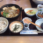 岩手山サービスエリア(下り線) レストラン -