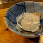 天史朗寿司 - 料理写真:氷頭入り紅白なます