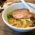 沖縄とんこつ ばり - ・麺の硬さは「ハリガネ」でお願いしました