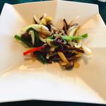 中国料理 翆陽 - 牛肉の細切り炒め。
