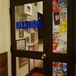 マルティニーク - 2F入り口