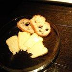 ザ バー ナノ - チーズ(フロマージュ・ド・エール