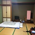 えい寿ホテル - 寝床