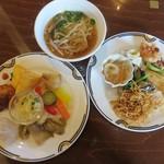 レストラン 栄光 - 料理