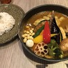 Rojiura Curry SAMURAI. - 料理写真:チキン1/2と豚角煮と野菜