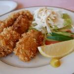 ボンジュール - 牡蠣フライ 単品