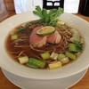 麺麓menroku - 料理写真:鴨出汁そば 2杯目