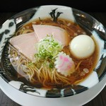 中華そば 上々 - 真・煮干し中華そば(醤油)